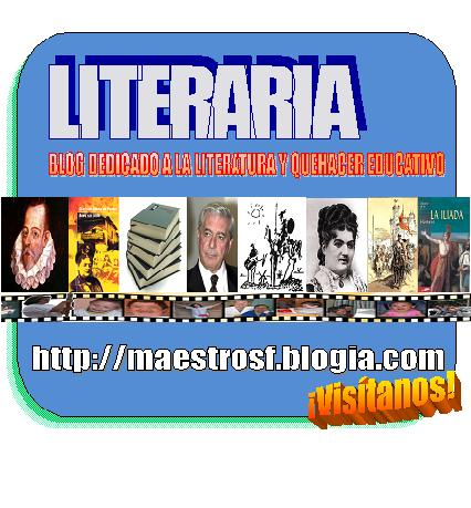BLOG LITERARIA