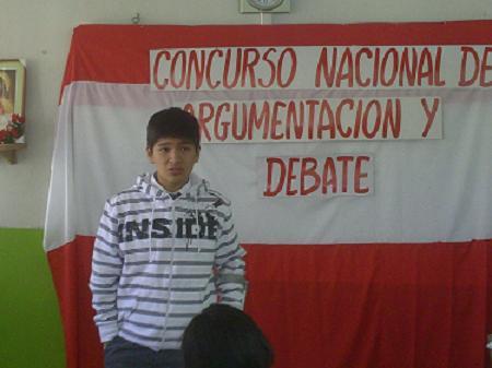 CONCURSO DE ARGUMENTACION Y DEBATE 2011
